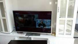 2.el 108 ekran hd tv