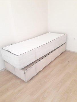 tek kişilik yatak