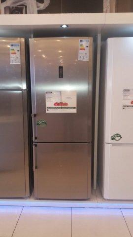 indesit gri buzdolabı