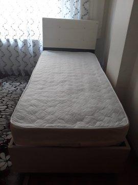 tek kişilik baza yatak başlık