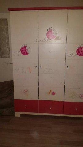 çilek çocuk odası