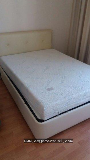 tertemiz spot 2.el çift kişilik baza yatak