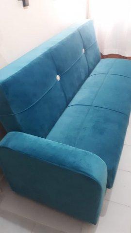 2.el mavi koltuk (3lü)