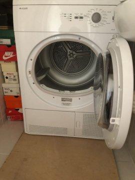 temiz spot çamaşır makinesi
