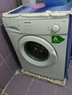 eski çamaşır makinesi