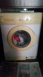 5 yıllık çamaşır makinesi