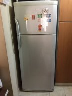 2.el gri buzdolabı