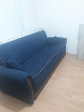 mavi 3lü koltuk