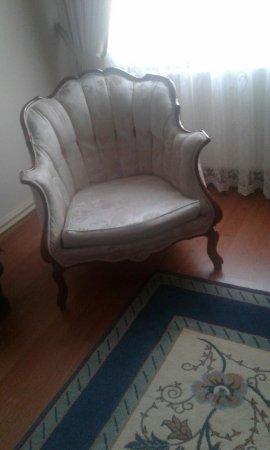 tekli sandalye