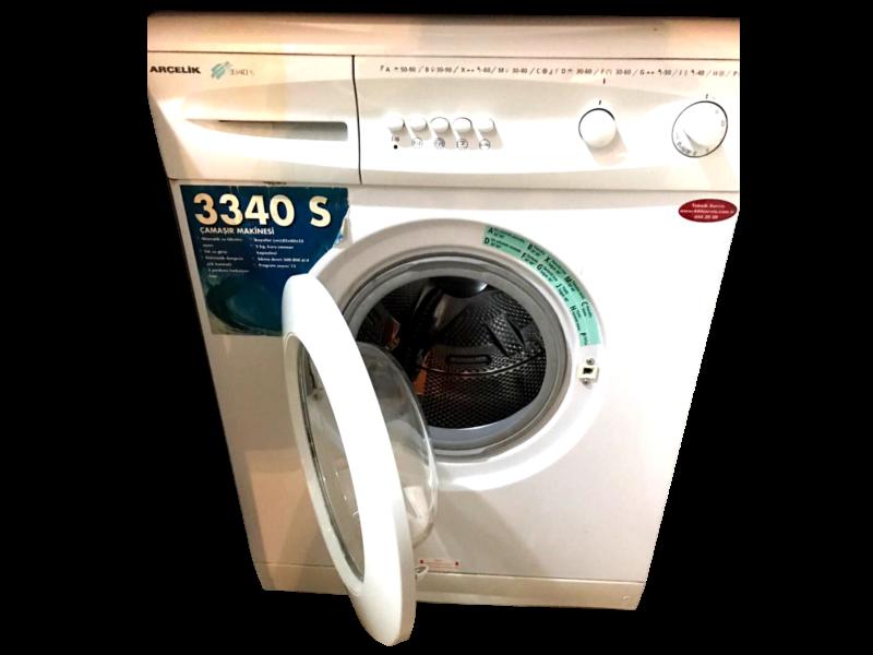 Satılık İkinci El Çamaşır Makineleri